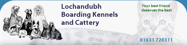 Lochandubh Kennels and Cattery